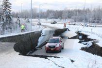 Avanza la recuperación de Alaska tras el sismo de magnitud 7.0