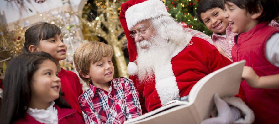 Niños especiales tendrán un mágico encuentro con Santa Claus en el Dolphin Mall