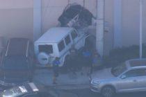 Recibió balazo fatal al robar Mercedes Benz de un autolavado