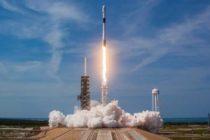 SpaceX lanzó con éxito el satélite GPS III SV01 de la Fuerza Aérea de Estados Unidos