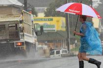Clima: viernes de lluvias y brisa moderada