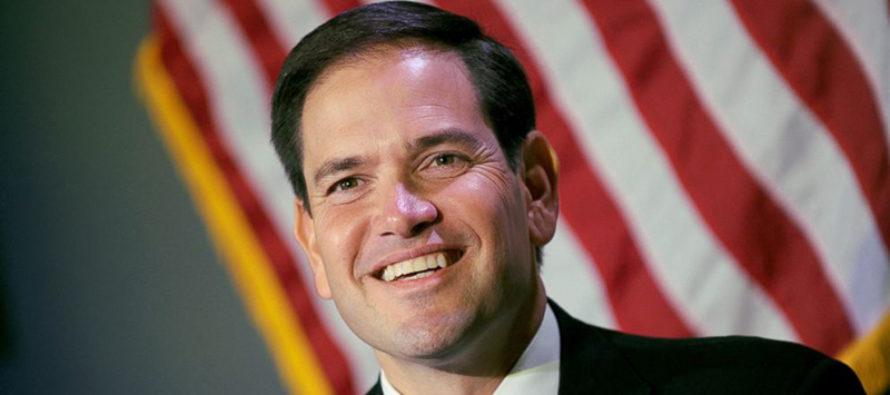 Senador Marco Rubio fue distinguido con el Premio del Presidente del Consejo de las Américas