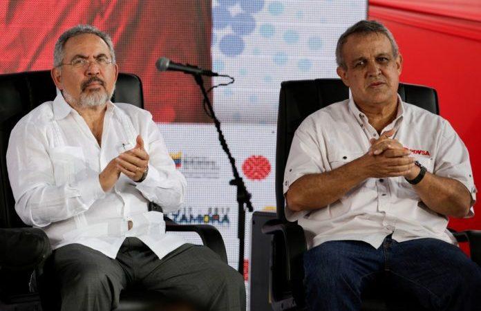 Muere mientras estaba detenido el expresidente de Petróleos de Venezuela Nelson Martínez