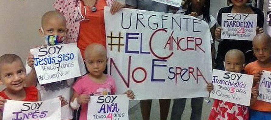 St. Jude Global permitirá que niños con cáncer en Venezuela sean tratados en EEUU