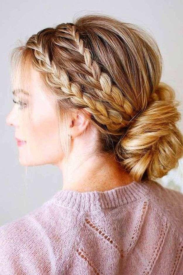 Más notable peinados para navidad Imagen de tutoriales de color de pelo - ¡Mira! en Navidad un buen peinado te puede hacer triunfar ...