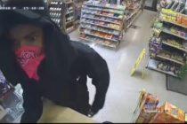 Policía de Broward busca a ladrón de 'pistola humeante'