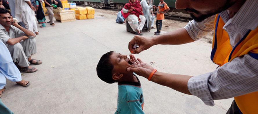 OMS: Polio sigue siendo una amenaza internacional