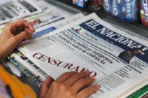A partir del fin de semana, el diario El Nacional solo se podrá leer a través de Internet