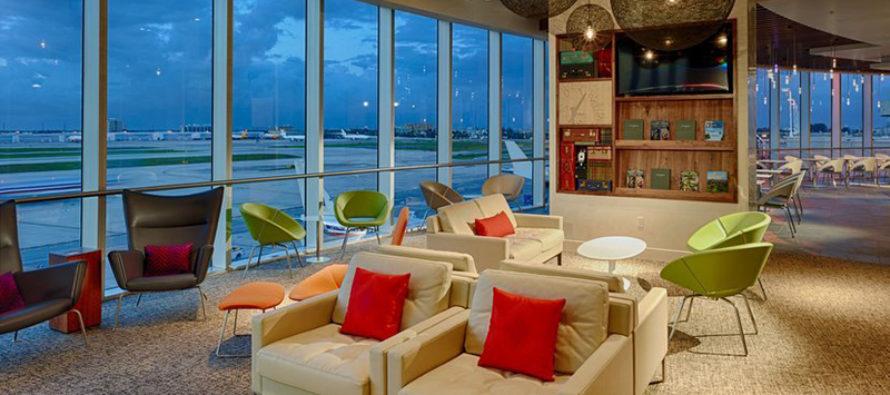 El Centurion Lounge del MIA cierra en enero por remodelación