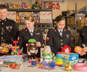 Más de 30,000 niños de Florida Central recibirán juguetes gratis este año