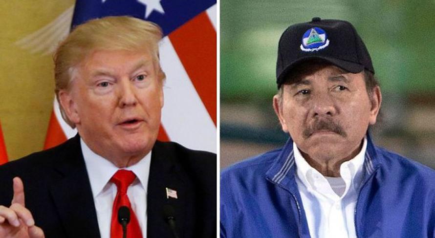 Líder de alianza opositora de Nicaragua responsabiliza a Ortega por Nica Act