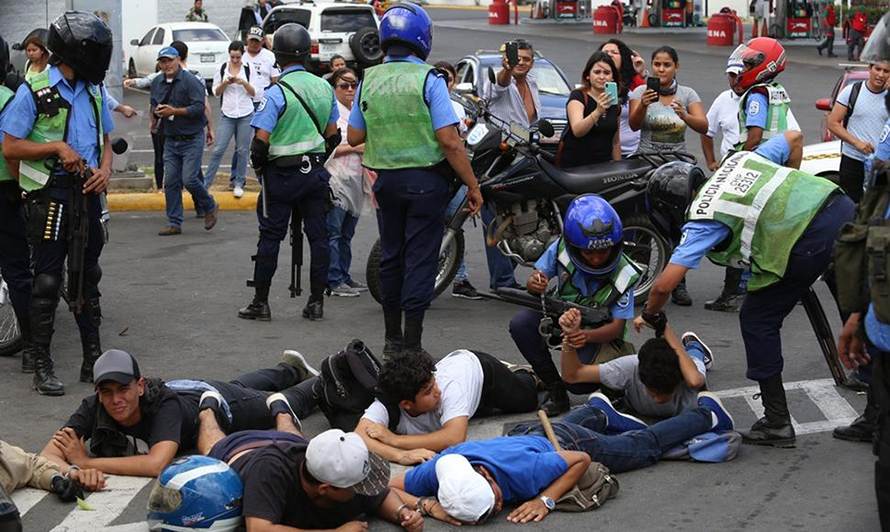 Organismo de DDHH denuncia espionaje contra periodistas en Nicaragua