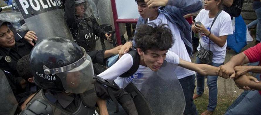 Presentan contundente informe contra Daniel Ortega por crímenes de lesa humanidad