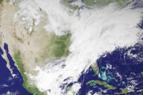 Alerta de clima: frente frío golpeará fuertemente costa Este de Estados Unidos