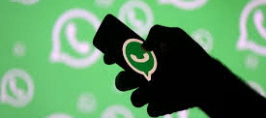 ¿Qué hacer si WhatsApp se cae durante Año Nuevo 2019?