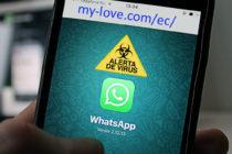 Alerta: virus disfrazado como mensaje navideño en WhatsApp