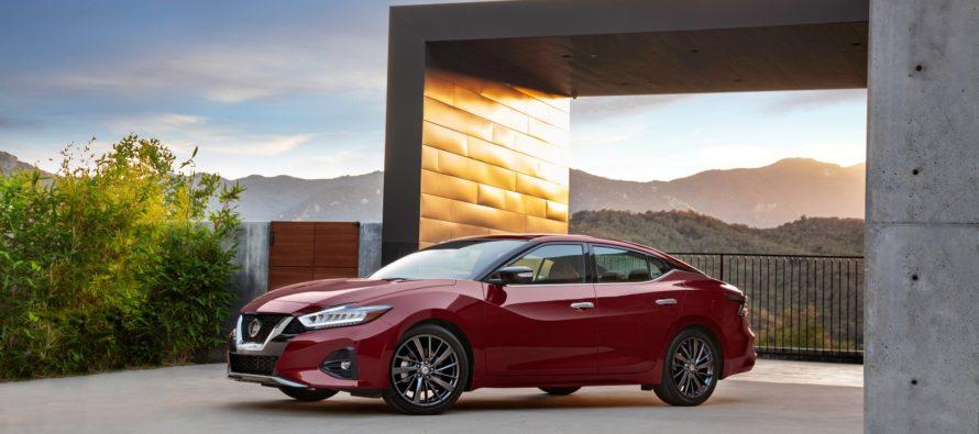 Roger Rivero: Nissan Maxima ¡Cómodo, rápido y elegante… pero no deportivo!