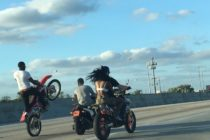Arrestaron a 10 motociclistas durante el fin de semana tras realizar peligrosas acrobacias