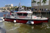 Buzos encuentran en canal de Fort Lauderdale cuerpo de un hombre atropellado por tren Brightline