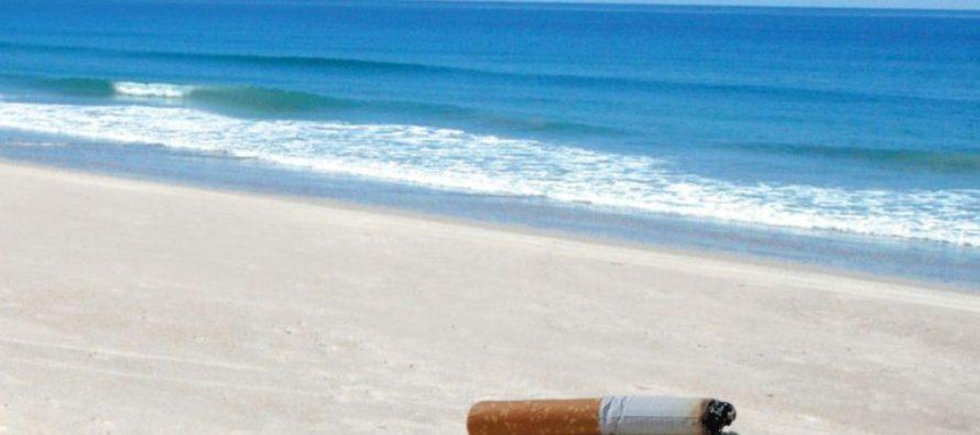 Pronto podrían aprobar Ley que prohibiría fumar en las playas de Florida