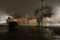 Tornado aterrizó en Hialeah