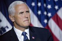Vicepresidente de EE.UU. ratifica que presidente Trump reconoce a Juan Guaidó como presidente de Venezuela