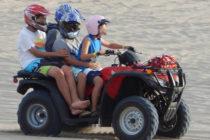 Choque de ATV en Miami-Dade manda a un niño directo al hospital