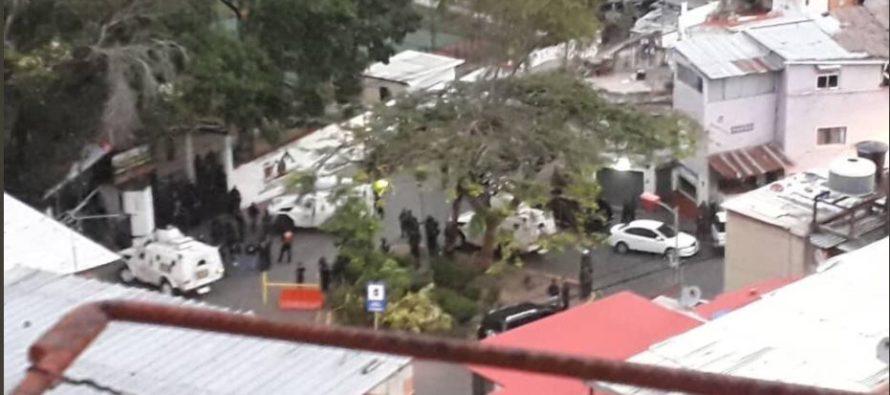 Reportan alzamiento de un comando de la GNB en Caracas