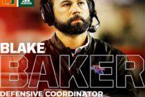 Blake Baker anunciado como nuevo Coordinador Defensivo de los Miami Hurricanes