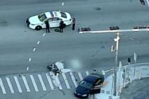 Reabierto el tránsito en Biscayne Boulevard tras mortal accidente