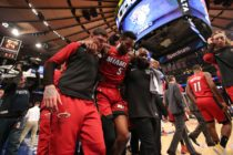 ¡Escalofriante! Mira la lesión que sufrió el jugador del Heat, Derrick Jones Jr