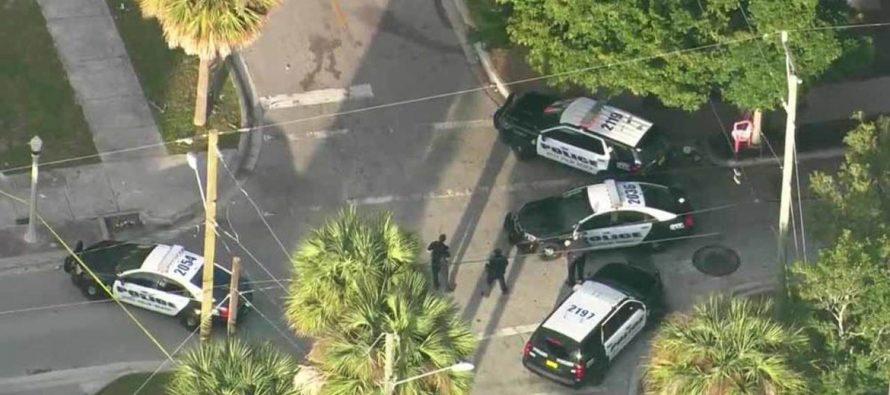 Informe policiaco: Lanzó su Ferrari al canal en el sur de la Florida porque «Jesús» le dijo que lo hiciera