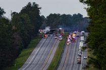 Cinco niños que se dirigían a Disney entre los siete fallecidos del accidente cerca de Gainesville