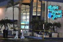 Primeras imágenes del tiroteo en un bowling cerca de Los Ángeles que dejó tres muertos (Video)