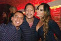 Comediante Alejandro Riaño se fue de rumba con Esperanza Gómez en Miami