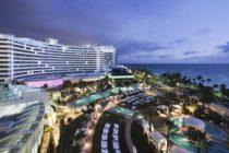 Fontainebleau Miami Beach es el principal destino de Florida