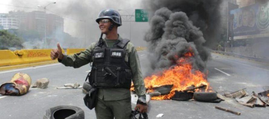 Protestas en Venezuela han dejado un saldo de 35 personas asesinadas
