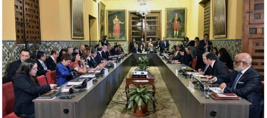 Grupo de Lima no reconocerá nuevo gobierno de Nicolás Maduro