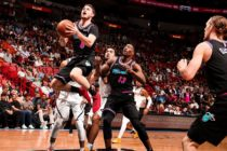 Nuggets propinan segunda derrota seguida al Heat