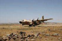 2 heridos tras accidente de avión de la fuerza aérea de Israel