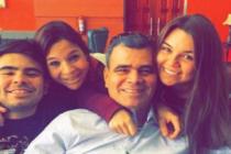 Hijos de Vladimir Padrino López se dan la gran vida en Madrid