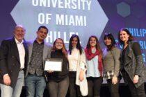 Universidad de Miami Hillel ganó premio de excelencia