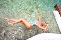 Jamie Conrad, la sexy 'diosa' de Miami