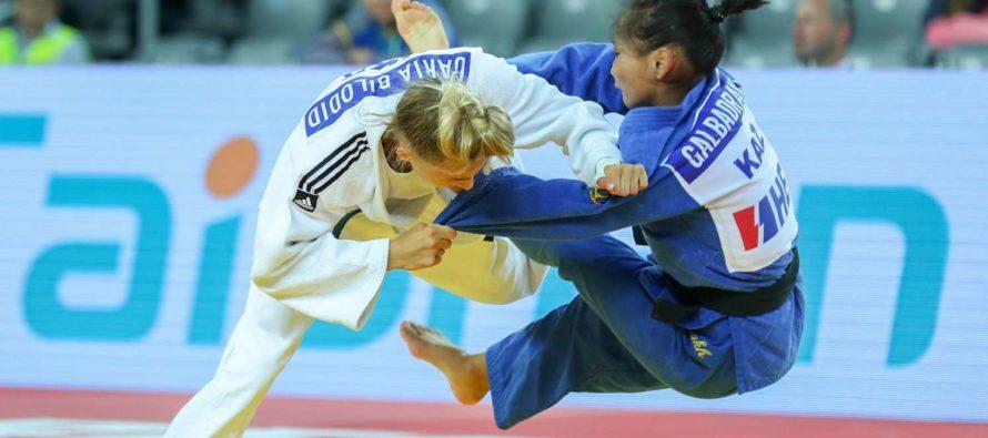 Israel obtiene dos oros en primera jornada del Grand Prix de Judo de Tel Aviv