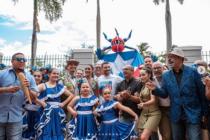 Julián Gil dispuesto a ir a la cárcel por defender bandera en restaurant 'La Placita'