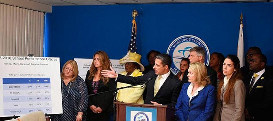Junta Escolar de Miami-Dade aprobó contratos históricos con maestros y policías