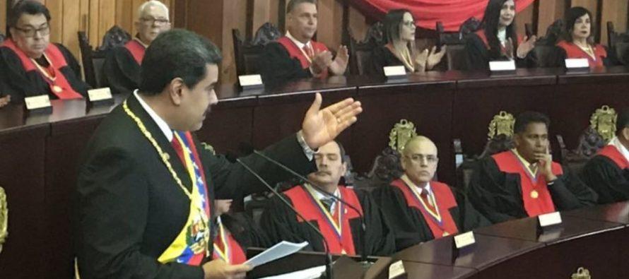 Nicolás Maduro asume un segundo mandato en medio del rechazo de países