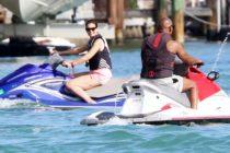 Katie Holmes y Jamie Foxx tuvieron su escapada romántica en Miami