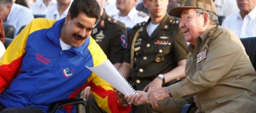 Mientras su pueblo muere de hambre: Maduro borró $ 3 mil millones de la deuda de Cuba con Venezuela