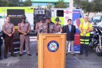 Autoridades de Florida inician la campaña «Maneja Seguro»